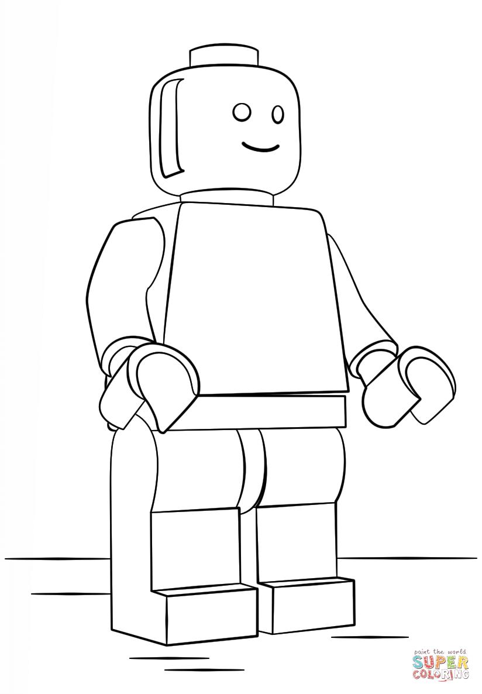 Legoman Sketch