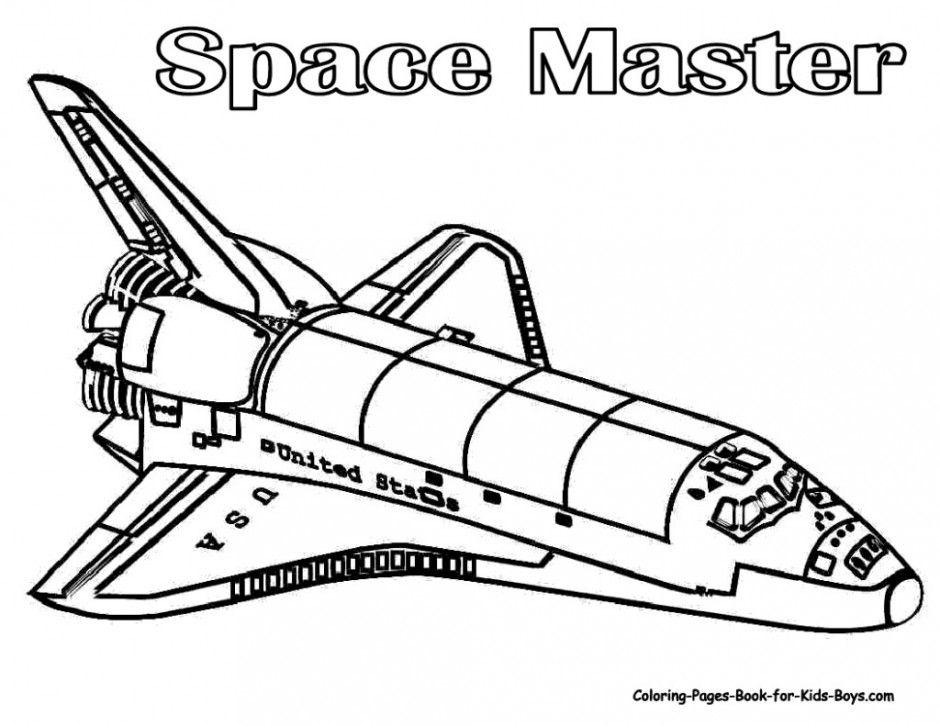 Free Rocket Ship Outline, Download Free Clip Art, Free ...