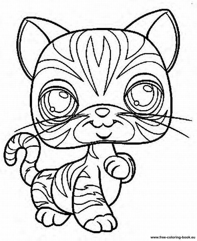 Uitgelezene Littlest Pet Shop Kleurplaat Littlestpetshop13   quotes - Clip Art JF-57