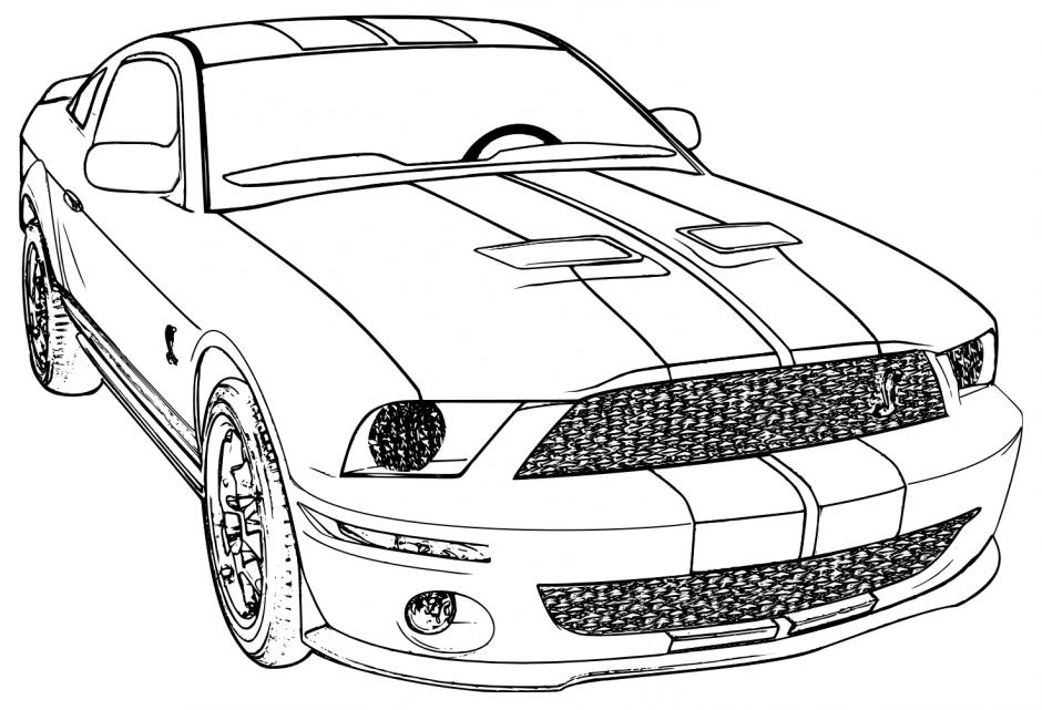 Camaro Car Coloring Pages Clip Art Library