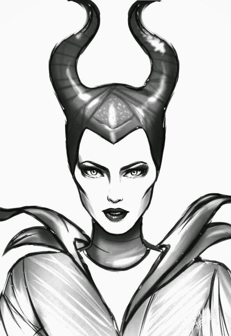 Disney Movie Princesses: Maleficent   Free Printable ...