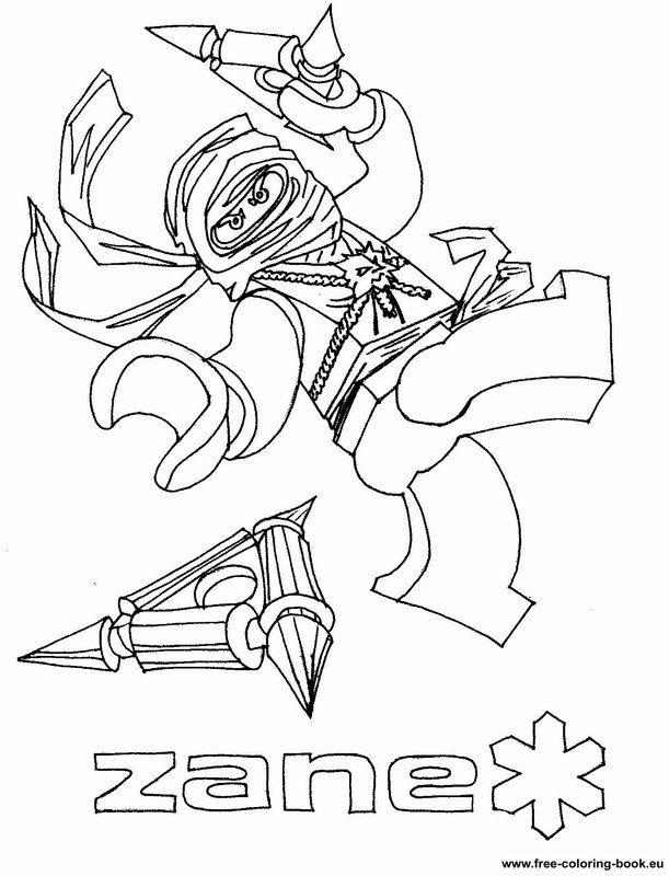 Ninjago Jay Colouring Pages Clip Art Library