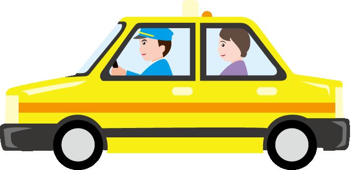 taxi clip art - clip art library