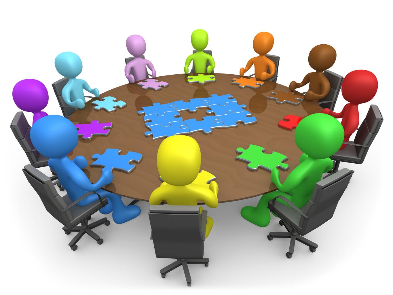 Clipart Teamwork Collaboration