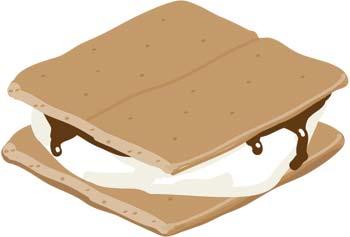 Sandwich Wrap Drawing