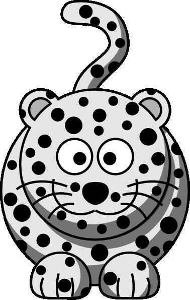 Clipart Leopard