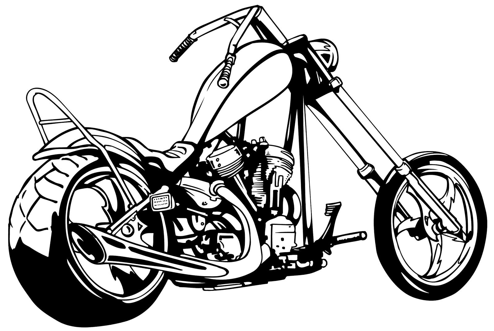 Harley Davidson Clip Art: Free Harley Cliparts, Download Free Clip Art, Free Clip