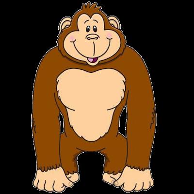 gorilla clipart | free download clip art | free clip art | on