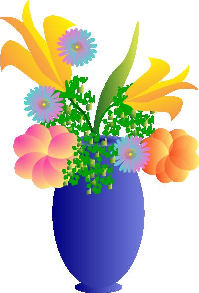 Vase of Roses Clip Art - Cliparts