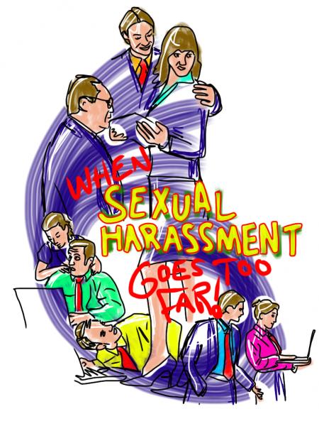 Harassment Clip Art Free