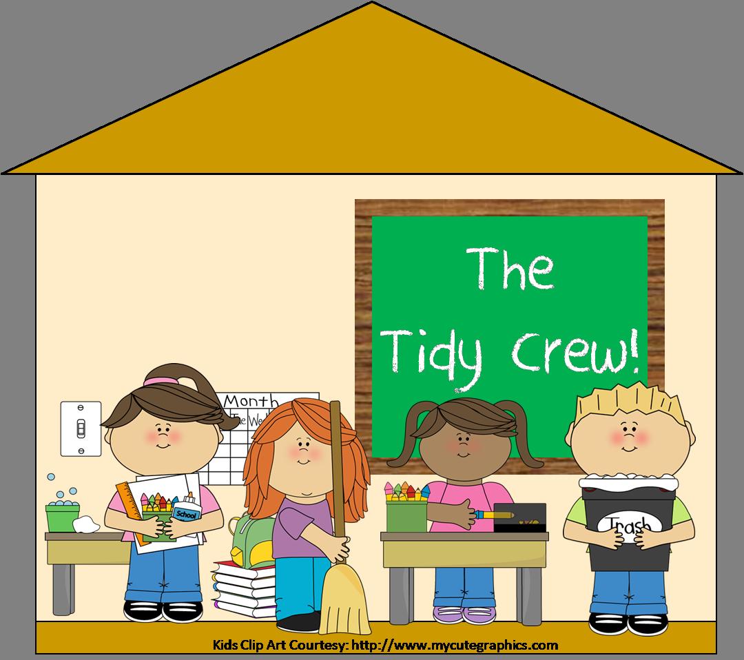 Classroom Helper Ideas ~ Free responsibility cliparts download clip art