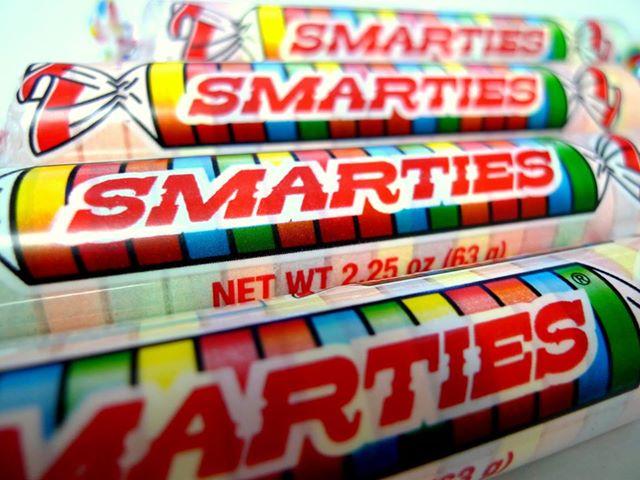 Smarties Blog