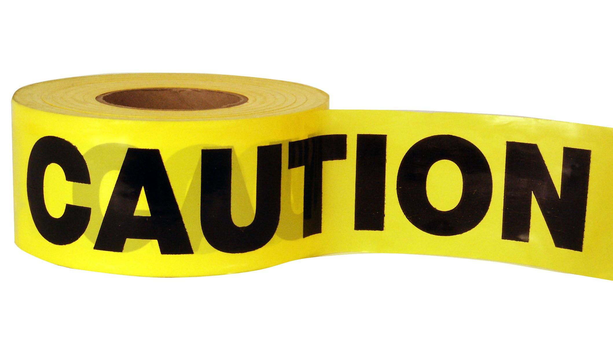 Under Construction Tape Background Free Barricades Clipar...