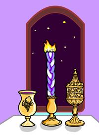 Jewish Synagogue Clipart