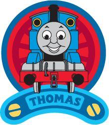 Thomas E Seus Amigos Clip Art Library