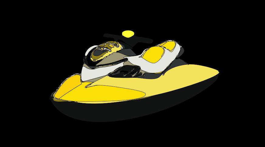 Jet Ski Clip Art
