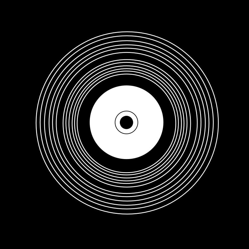 Record Clip Art