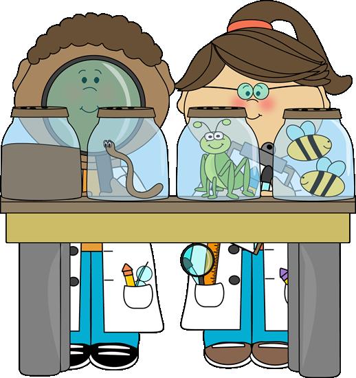 Science Teacher Clipart