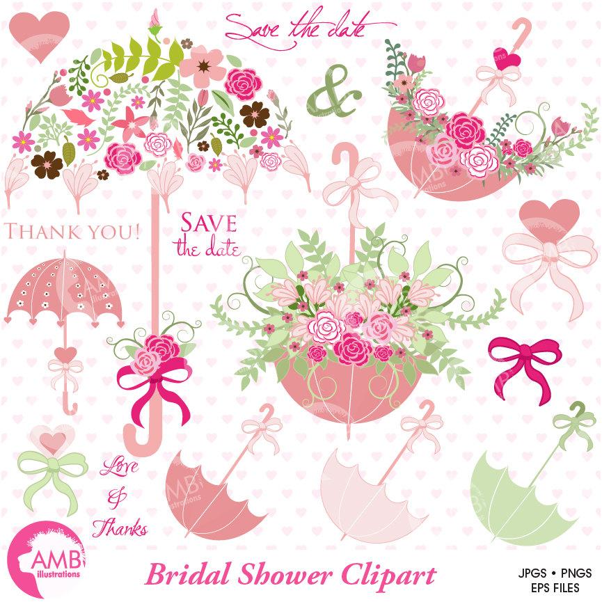 Popular Items For Umbrella Clipart