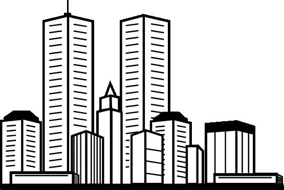 skyscraper cliparts - clip art library
