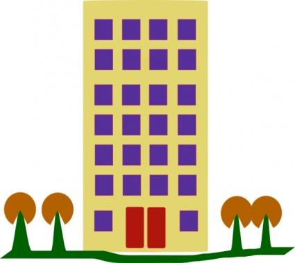 skyscraper clipart   free download clip art   free clip art   on