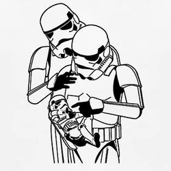 Stormtrooper Cartoon