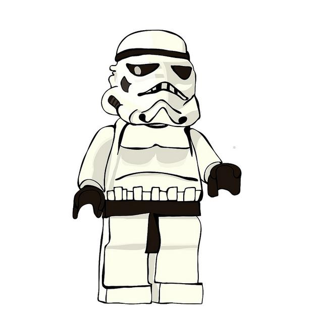 Stormtrooper Clip Art