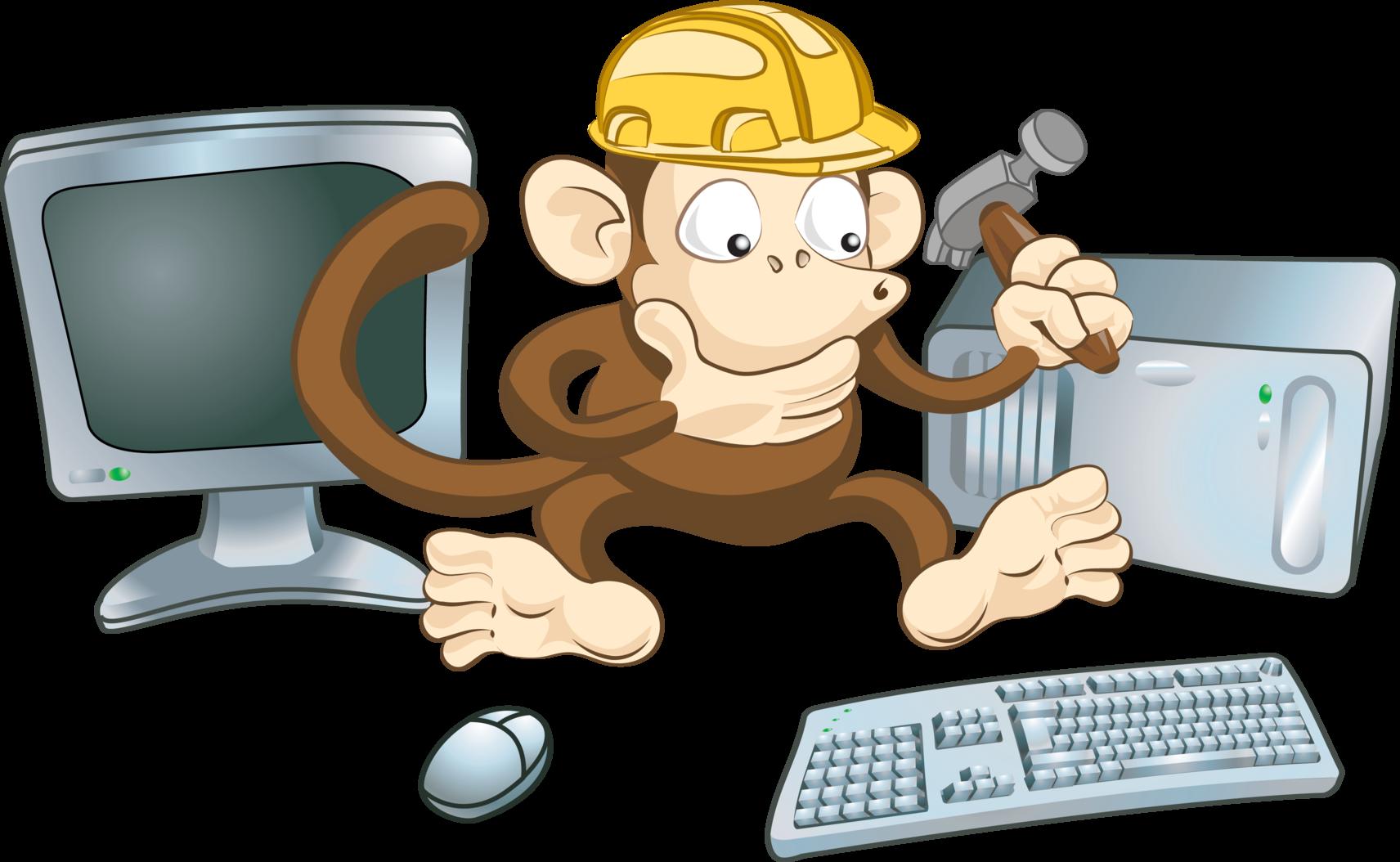 Free Repairman Cliparts, Download Free Clip Art, Free Clip ...Computer Repair Clip Art Black And White
