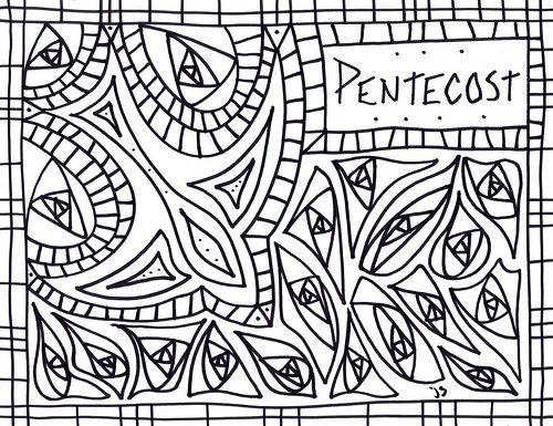 Pentecost Clip Art Stushie Art