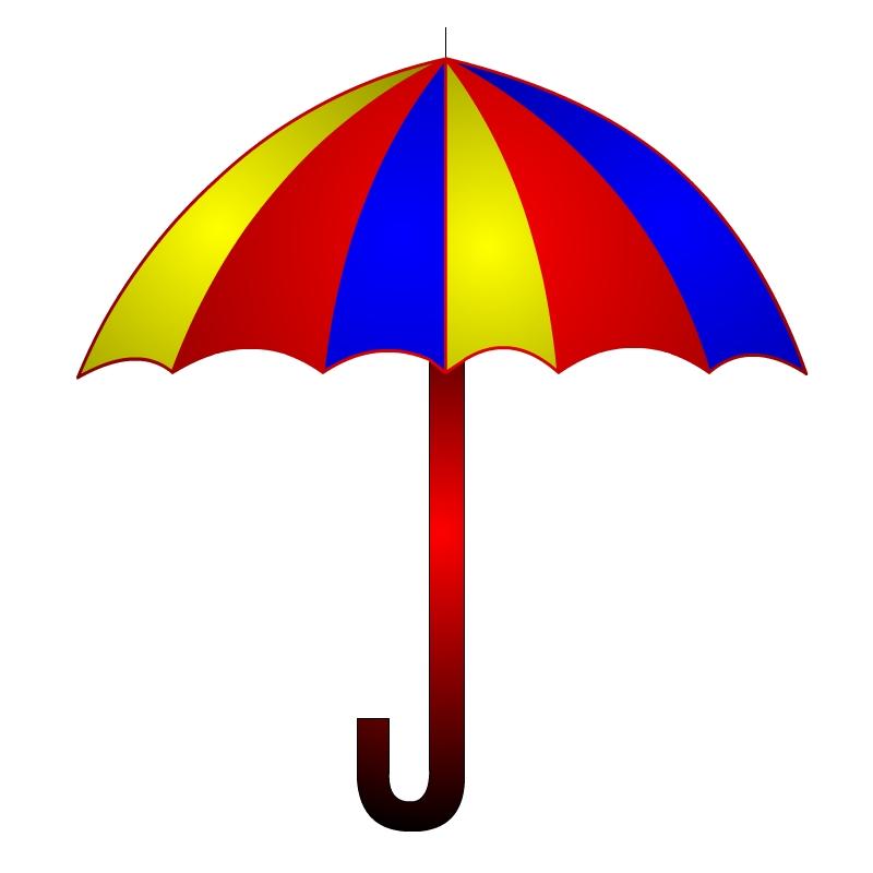 Umbrella Clip Art Free