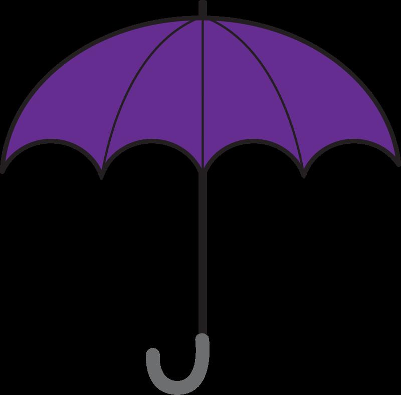 Umbrella Clip Art Group Of Umbrellas Opened Image