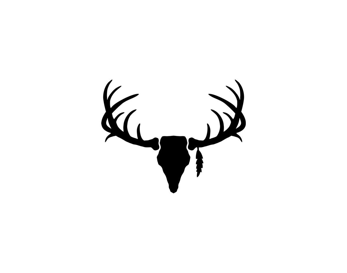 Moose Silhouette Clip Art