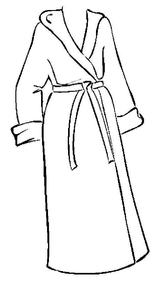 free bathrobe cliparts download free clip art free clip