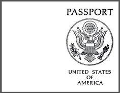 Free Passport Cliparts Download