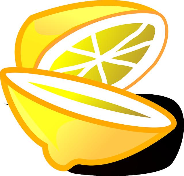 Free Lemon Clip Art Pictures