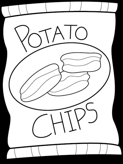 картинки чипсы нарисовать посадочного места для