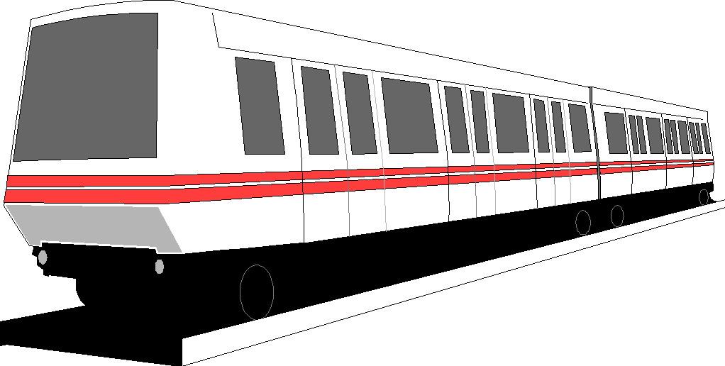 Singapore Mrt Train Clipart Clip Art Library