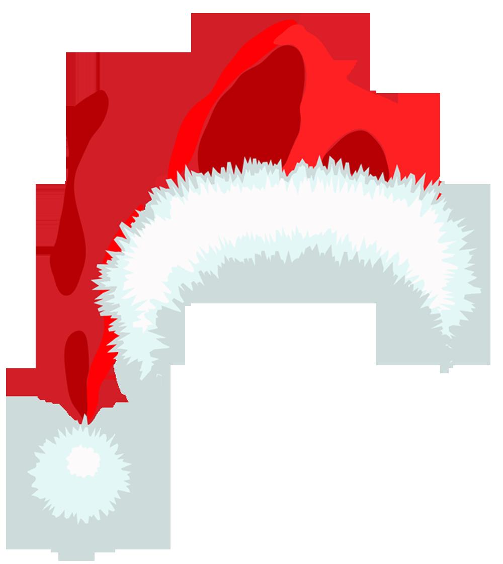 Free Christmas Santa Claus Hat