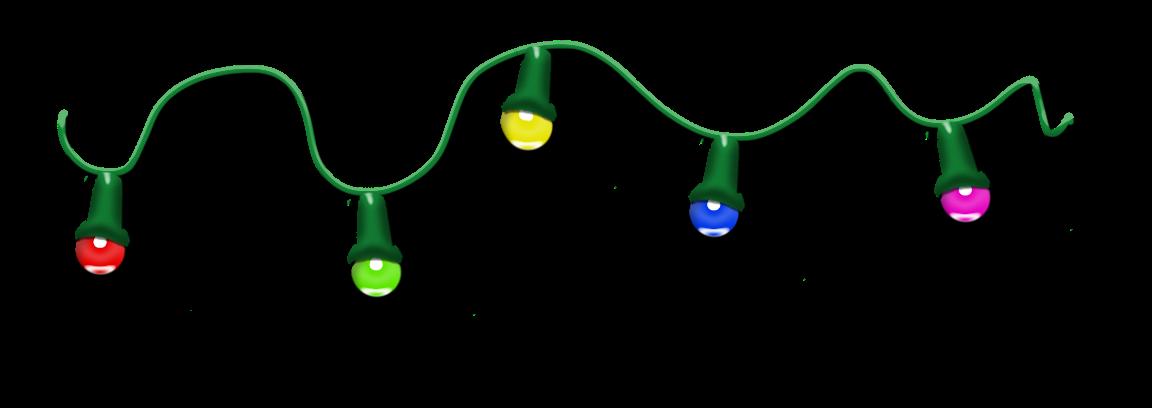 Free Christmas Lights PNG Transparent Images, Download