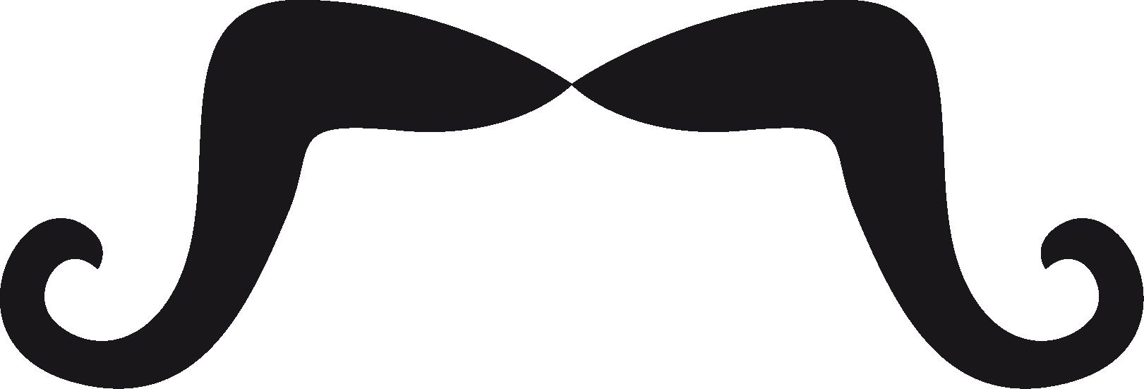 Free Moustache PNG Transparent