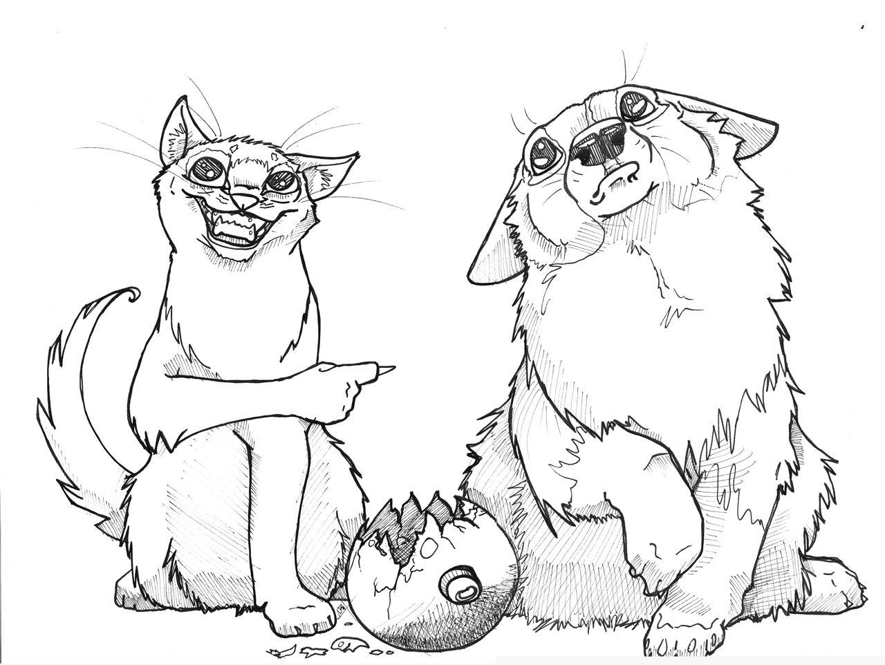 Free Cat Drawings Download Free Clip Art Free Clip Art