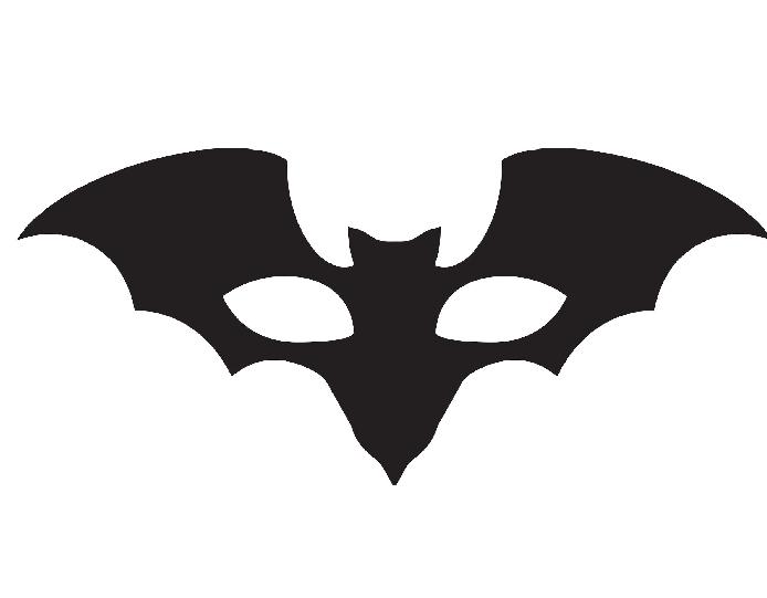 Sample Batman Mask Template Wikihow