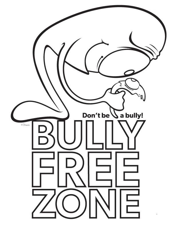 Printable Worksheets bully worksheets : bullying-coloring-pages-free-printable-coloring-worksheets-for ...