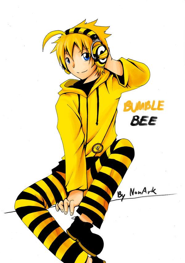 Bumblebee human v2 by SakuraRose12