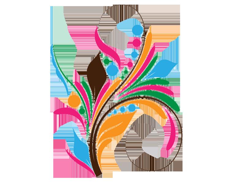 Book Cover Design Template Vector Illustration Png : Free flower vector png download clip art
