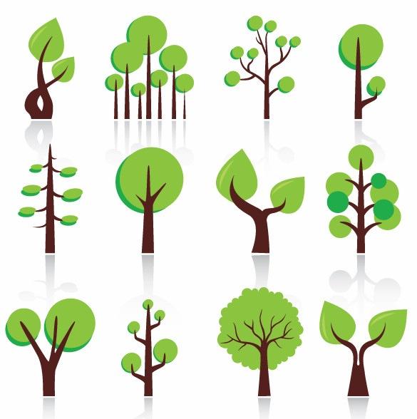 tree vector art | free download clip art | free clip art | on