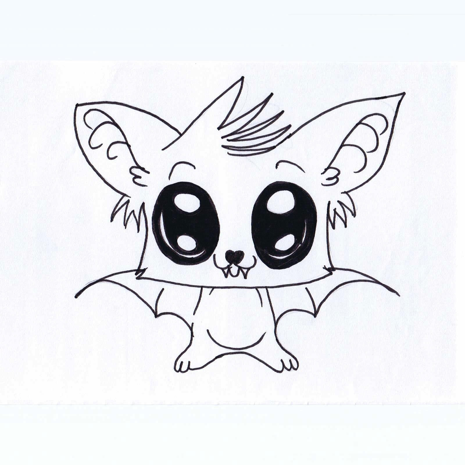 Cute Animal Drawings - HD Photos Gallery - Clip Art Library