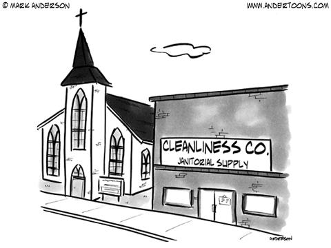 Religion Cartoon 5527 Andertoons Religion Cartoons