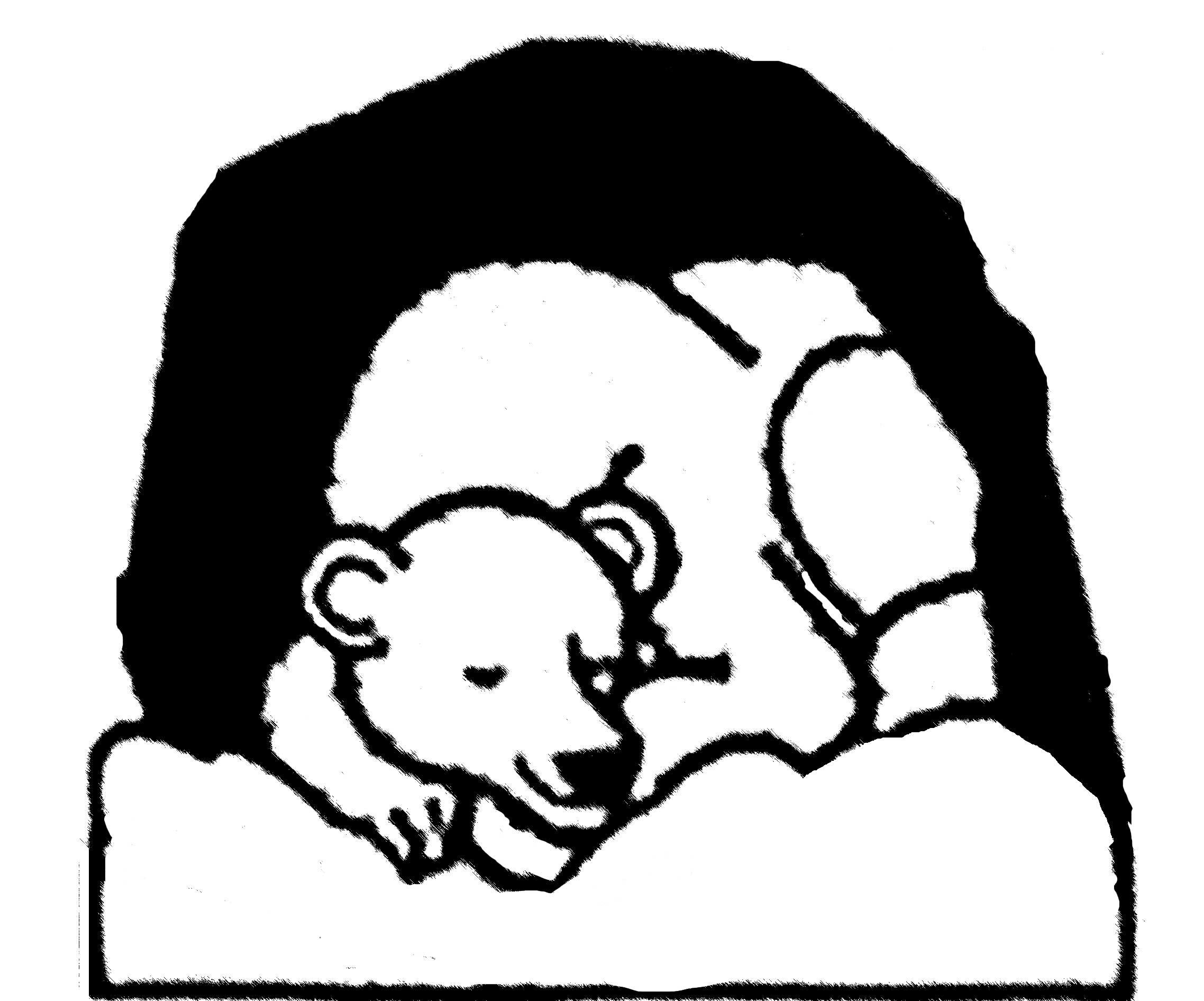 Free Sleeping Bear Clipart, Download Free Clip Art, Free ...