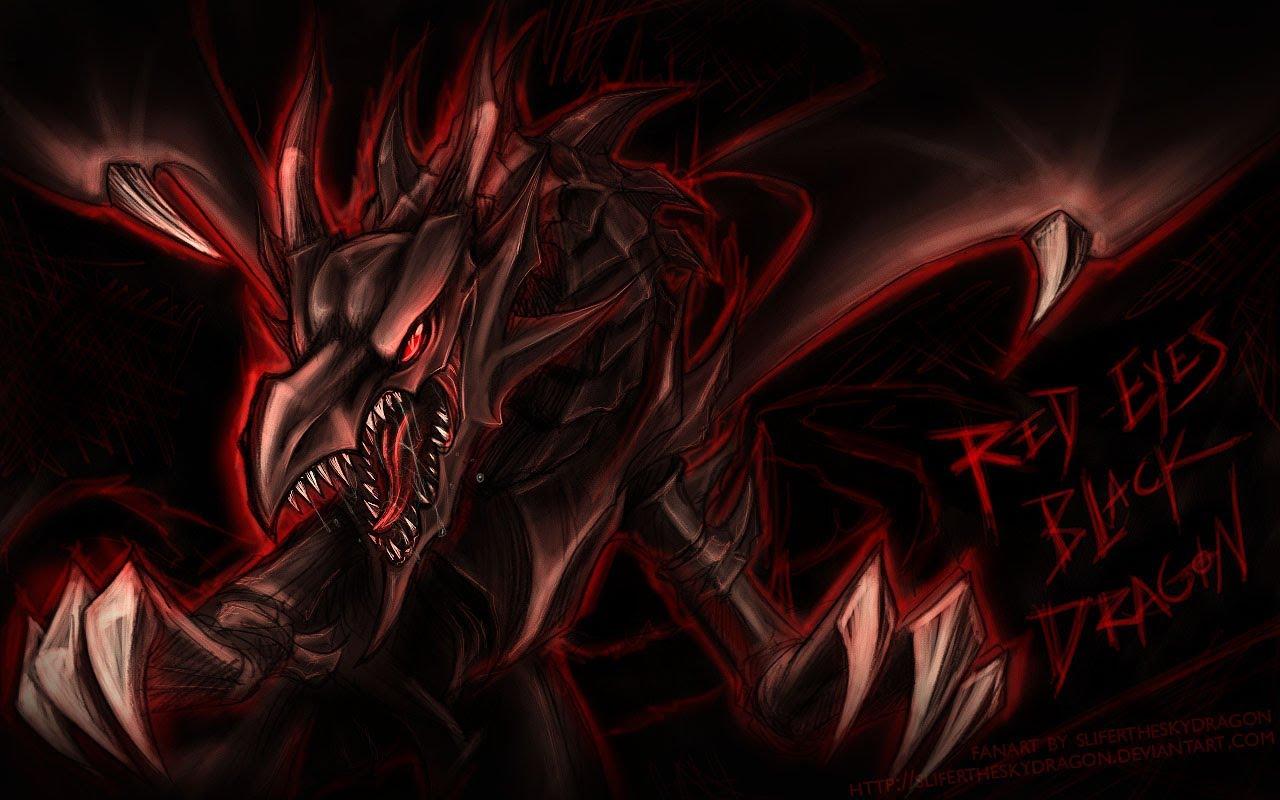 Free Red Eyes Black Dragon Download Free Clip Art Free Clip Art